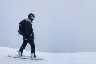 スノーボード、雪山ライフがちょっと変わったアイテム。【おたふく手袋】